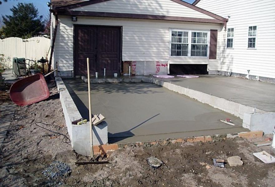 Фундамент для гаража